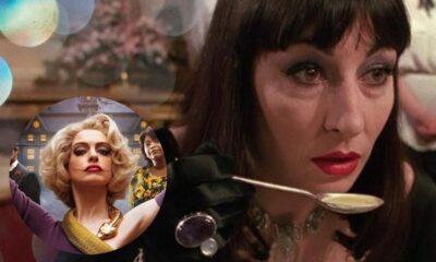 """Já temos o primeiro pôster de Anne Hathaway no remake de """"Convenção das Bruxas"""" - e estamos surtando!"""