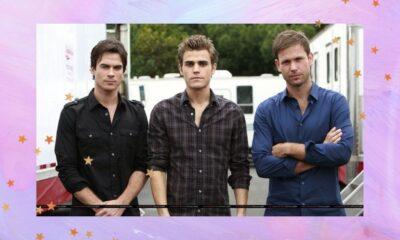 """Estrelas de """"The Vampire Diaries"""" têm opiniões divergentes e tretam sobre política nas redes sociais!"""
