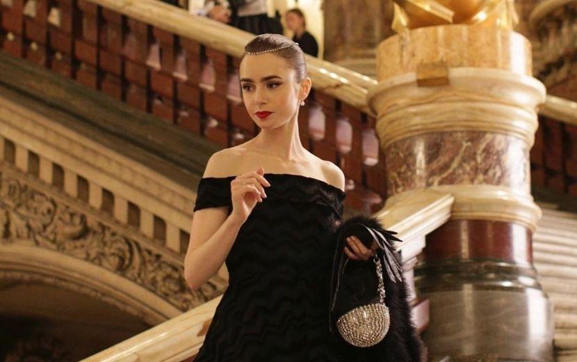 """Lily Collins revela detalhes sobre a gravação da cena da ópera em """"Emily em Paris"""""""