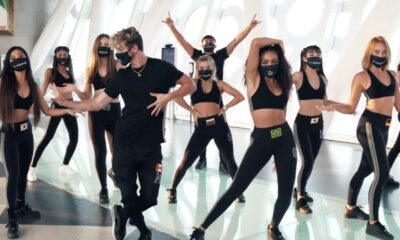 "Now United cria coreografia incrível para ""Dynamite"", hit do BTS!"