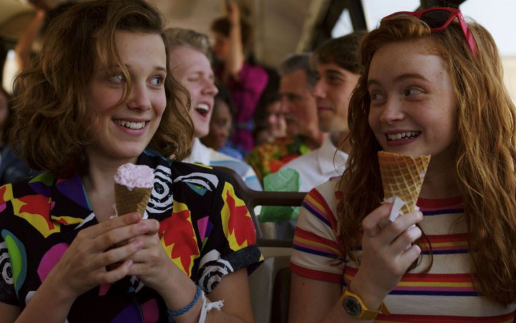 Stranger Things: fotos da 5ª temporada entregam spoiler intrigante de Max e Eleven