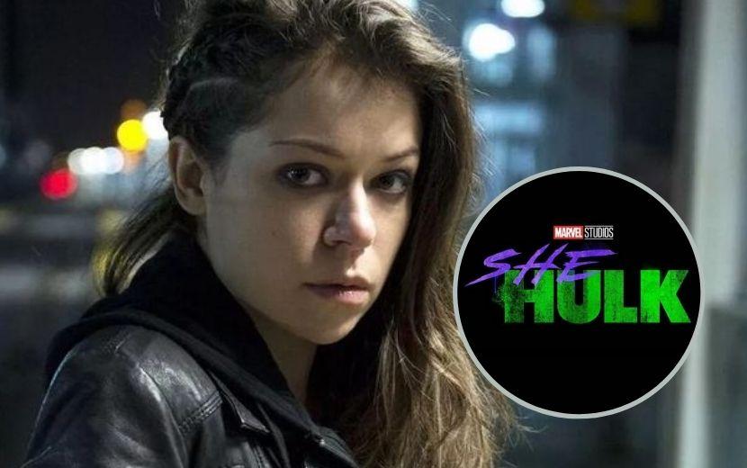 """Tatiana Maslany desmente que será """"She-Hulk"""" em série do Disney+: """"Infelizmente"""""""