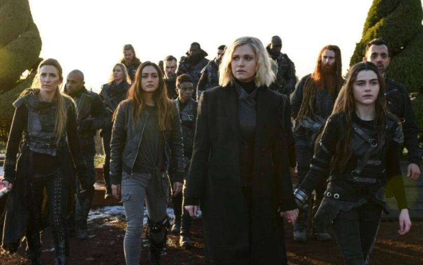 """Após último episódio de """"The 100"""", elenco se despede da série em vídeos emocionantes"""