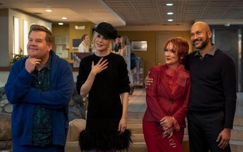 """Meryl Streep, Nicole Kidman e mais: primeiras imagens do filme musical """"The Prom"""" são divulgadas"""