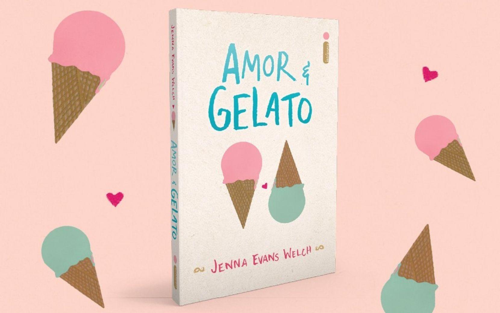 """Exclusiva: Jenna Evans Welch, autora de """"Amor & Gelato"""", fala sobre seu novo lançamento e dá conselho amoroso!"""