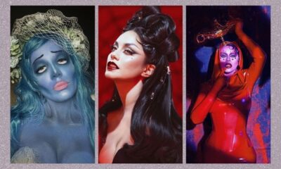 Halloween dos famosos: as melhores fantasias das celebridades em 2020