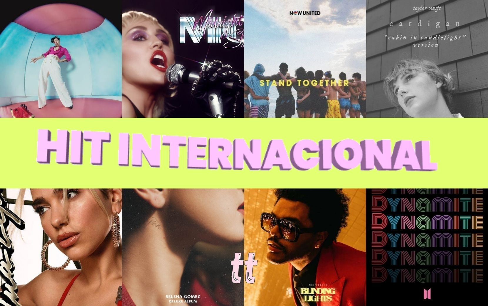 PRÊMIO TODATEEN 2020: Hit Internacional