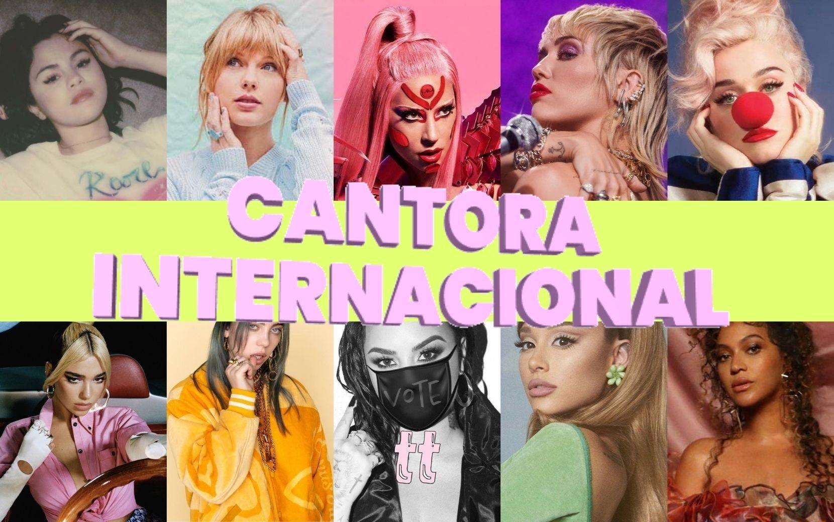 PRÊMIO TODATEEN 2020: Melhor Cantora Internacional