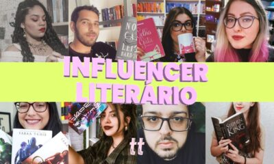 PRÊMIO TODATEEN 2020: Influencer Literário do Ano