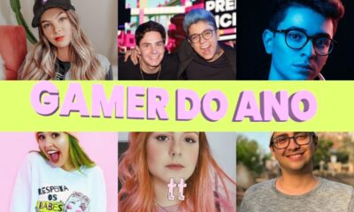 PRÊMIO TODATEEN 2020: Gamer do Ano