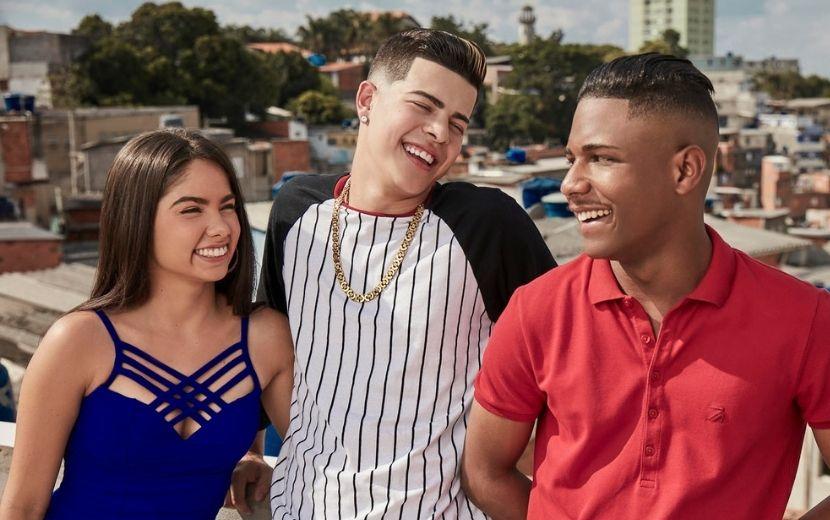 """""""Sintonia"""": Netflix confirma segunda temporada da série para 2021"""