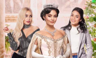 """Vanessa Hudgens conta como foi interpretar três personagens em """"A Princesa e a Plebeia 2"""""""