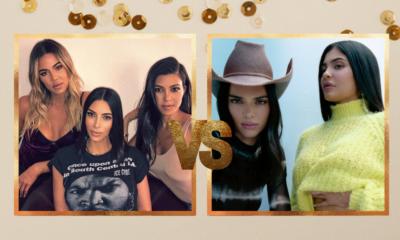 Jenner ou Kardashian? Descubra de qual lado da família você faz parte