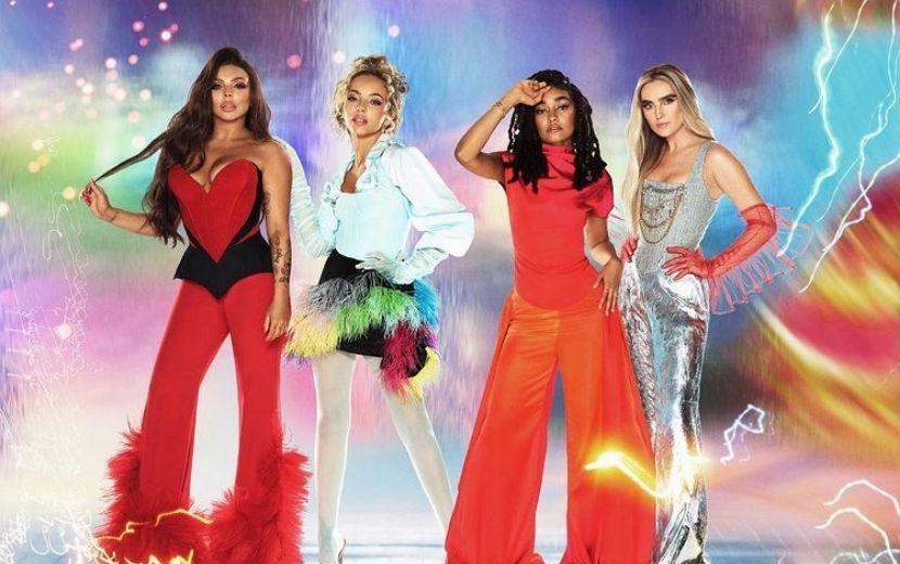 """O fim? Imprensa britânica aposta na separação completa do """"Little Mix"""" após saída de Jesy Nelson"""