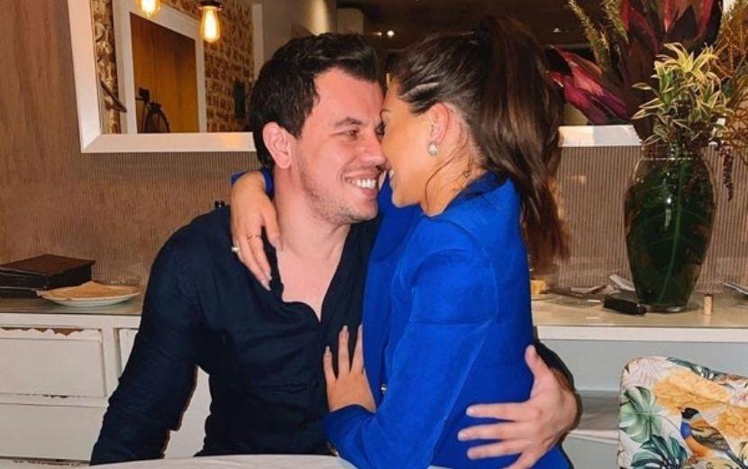 Relacionamento de Flávia Pavanelli e Junior Mendonza chega ao fim
