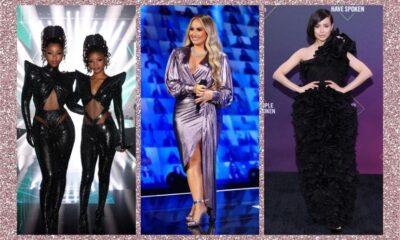 People's Choice Awards: os melhores looks do tapete vermelho