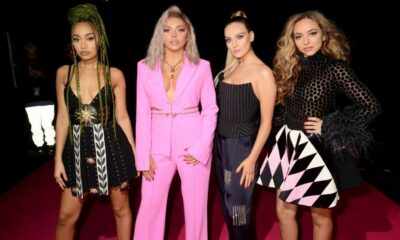 "EMA 2020: Little Mix arrasa em performance inspirada no game ""Mortal Kombat"""