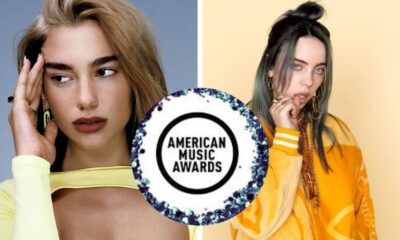 Tudo sobre o American Music Awards 2020: onde assistir, performance de Dua Lipa, Billie Eilish e mais!
