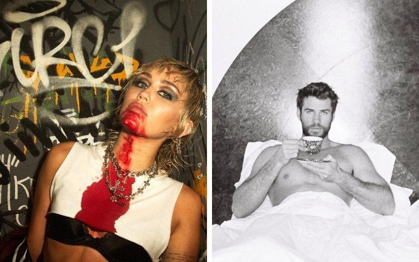 Após declaração da cantora, fãs de Miley Cyrus apontam relação do novo álbum com Liam Hemsworth