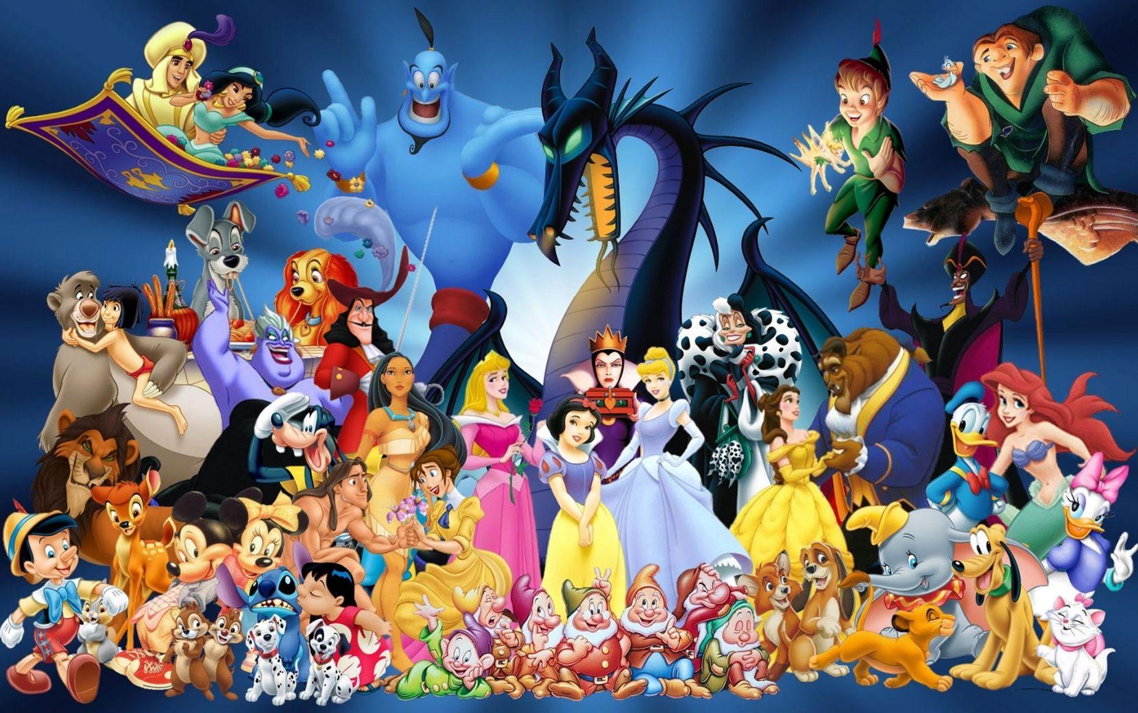 Descubra seu nível de fã da Disney!