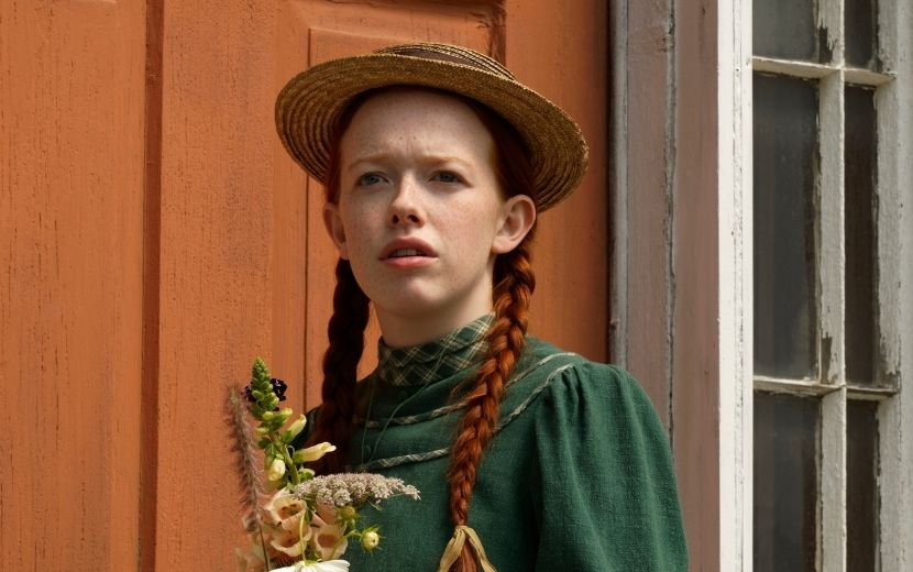 "Amybeth McNulty, estrela de ""Anne With An E"", vai protagonizar novo filme de drama"