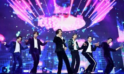 BTS comanda performance incrível no Melon Music Awards 2020