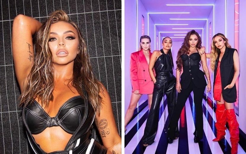 "Little Mix anuncia oficialmente a saída de Jesy Nelson do grupo: ""Extremamente triste"""