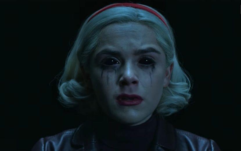 """Netflix divulga trailer da quarta e última temporada de """"O Mundo Sombrio de Sabrina"""""""