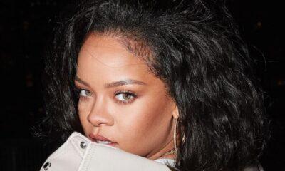 """Rihanna sobre planos para 2021: """"Levar minhas músicas e marcas a um nível diferente"""""""
