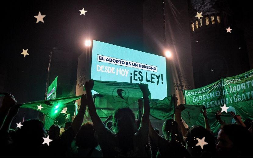 Vitória das mulheres: senado da Argentina aprova legalização do aborto até 14ª semana de gestação