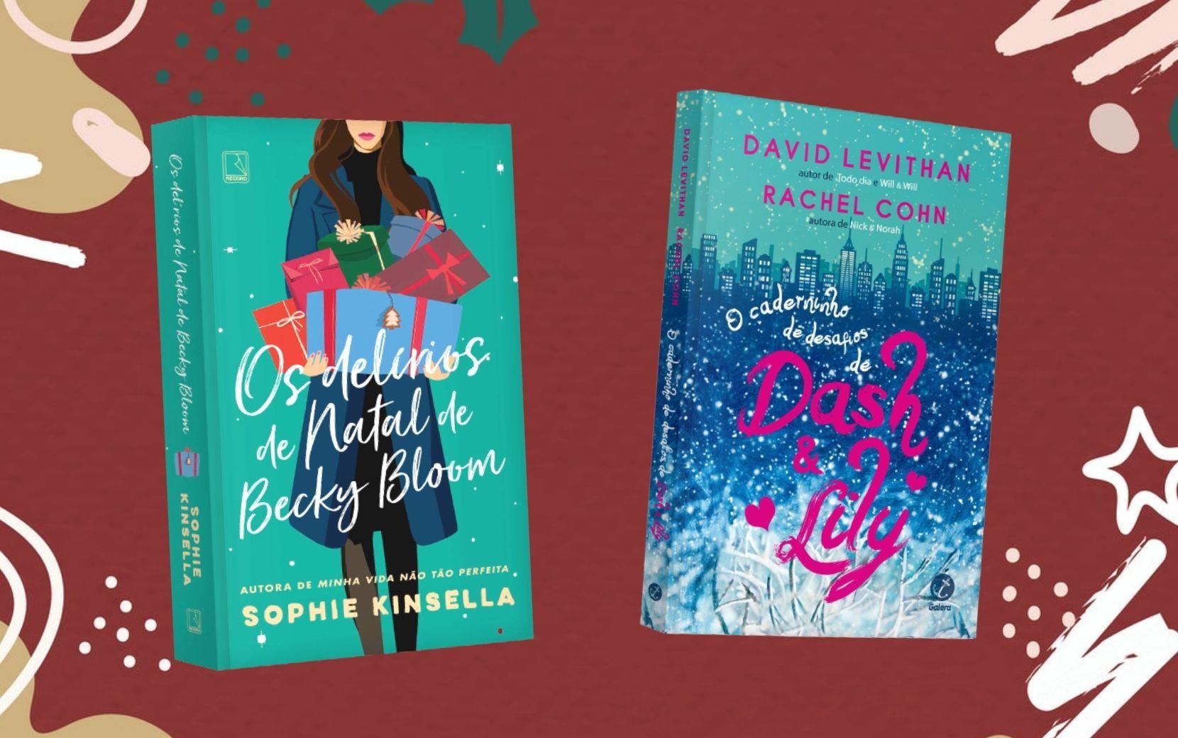 6 livros de Natal para entrar de cabeça no clima natalino