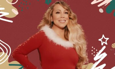 "Música mais tocada no Spotify em 24h: Mariah Carey quebra novo recorde com ""All I Want for Christmas is You"""