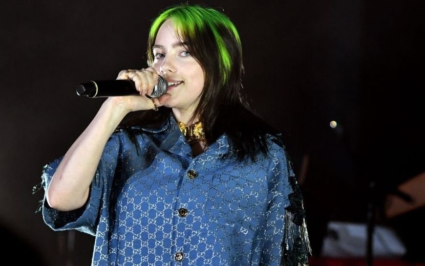 """The holiday edition"": Billie Eilish anuncia programa especial de fim de ano - saiba mais"