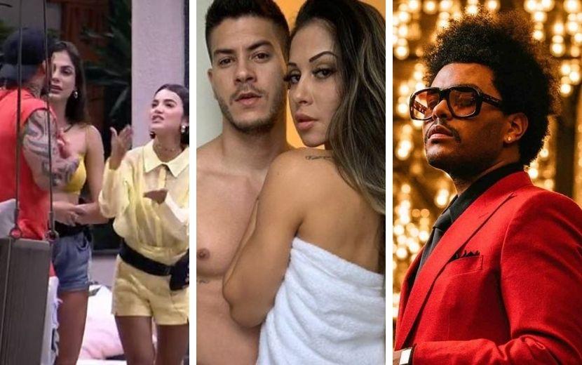 BBB20, separações conturbadas de casais, Grammy 2021 e mais! Confira as 9 maiores polêmicas do ano