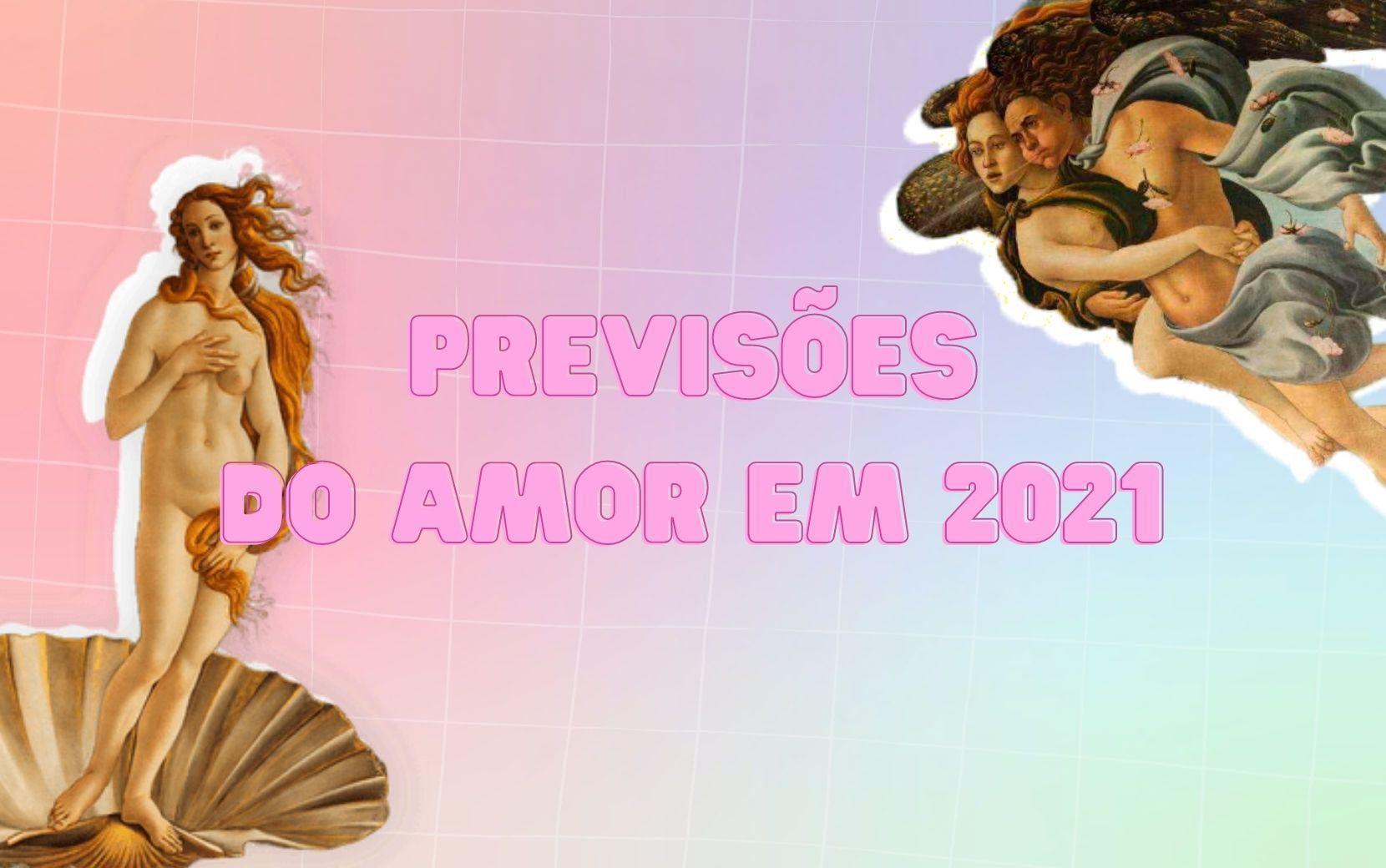 Amor em 2021: previsões astrológicas para os relacionamentos de todos os signos no ano de Vênus