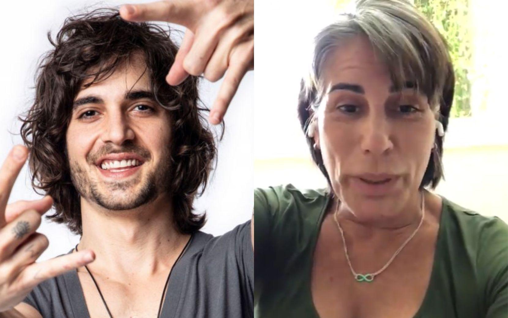 BBB21: Gloria Pires faz paródia para explicar que não é mãe de Fiuk
