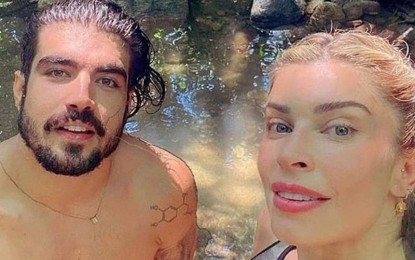 Fake news! Caio Castro e Grazi Massafera não terminaram o relacionamento