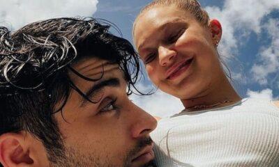 Gigi Hadid revela nome de filha com Zayn Malik - e não estava nas músicas de Taylor Swift!