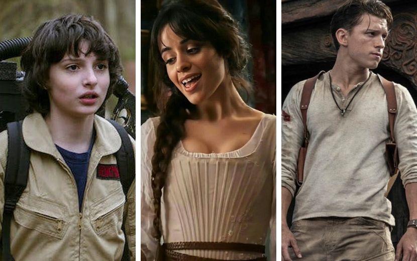Filmes da Sony, com Camila Cabello, Finn Wolfhard, Tom Holland e mais, ganham novas datas de lançamento