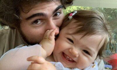 Clara Maria e Rafa Vitti vão parar nos trending topics após vídeo fofo