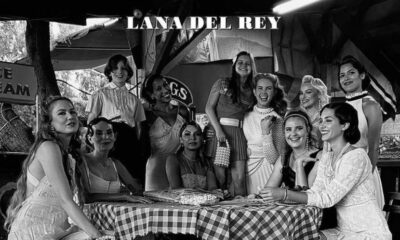 "Lana Del Rey responde às críticas da capa do novo álbum, ""Chemtrails Over the Country Club"""