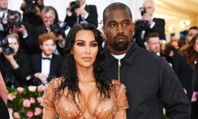 Falta pouco para o divórcio de Kim Kardashian e Kanye West ser oficial, diz site