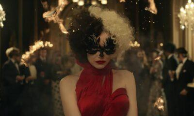 "Emma Stone vive vilã determinada no primeiro trailer de ""Cruella"""