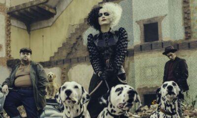 Disney divulga cartaz inédito deEmma Stone como Cruella de Vil