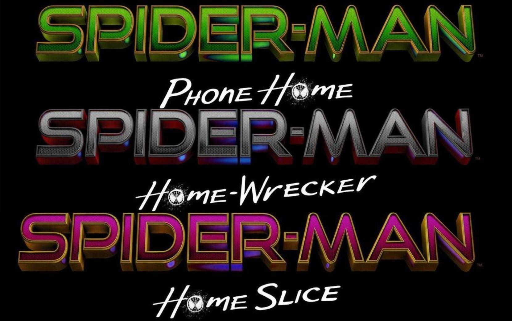 """Elenco de """"Homem-Aranha"""" libera imagens inéditas e três títulos fake - entenda!"""