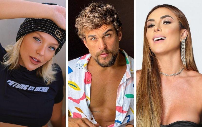 """""""Ilhados com Beats"""": Gabi Lopes, Nicole Bahls e Felipe Roque estão entre os confirmados no reality de Anitta"""