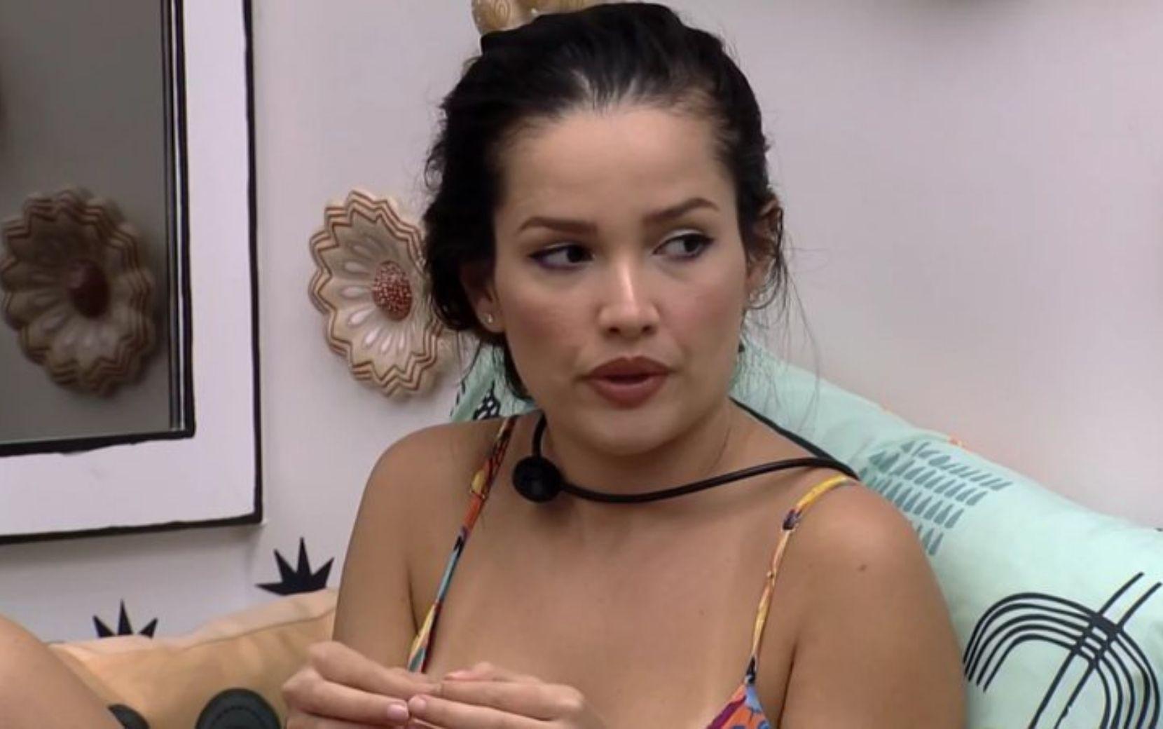 """BBB21: em conversa sobre formação do paredão, Juliette dispara sobre sister: """"Se eu fosse o público, eu tirava ela"""""""