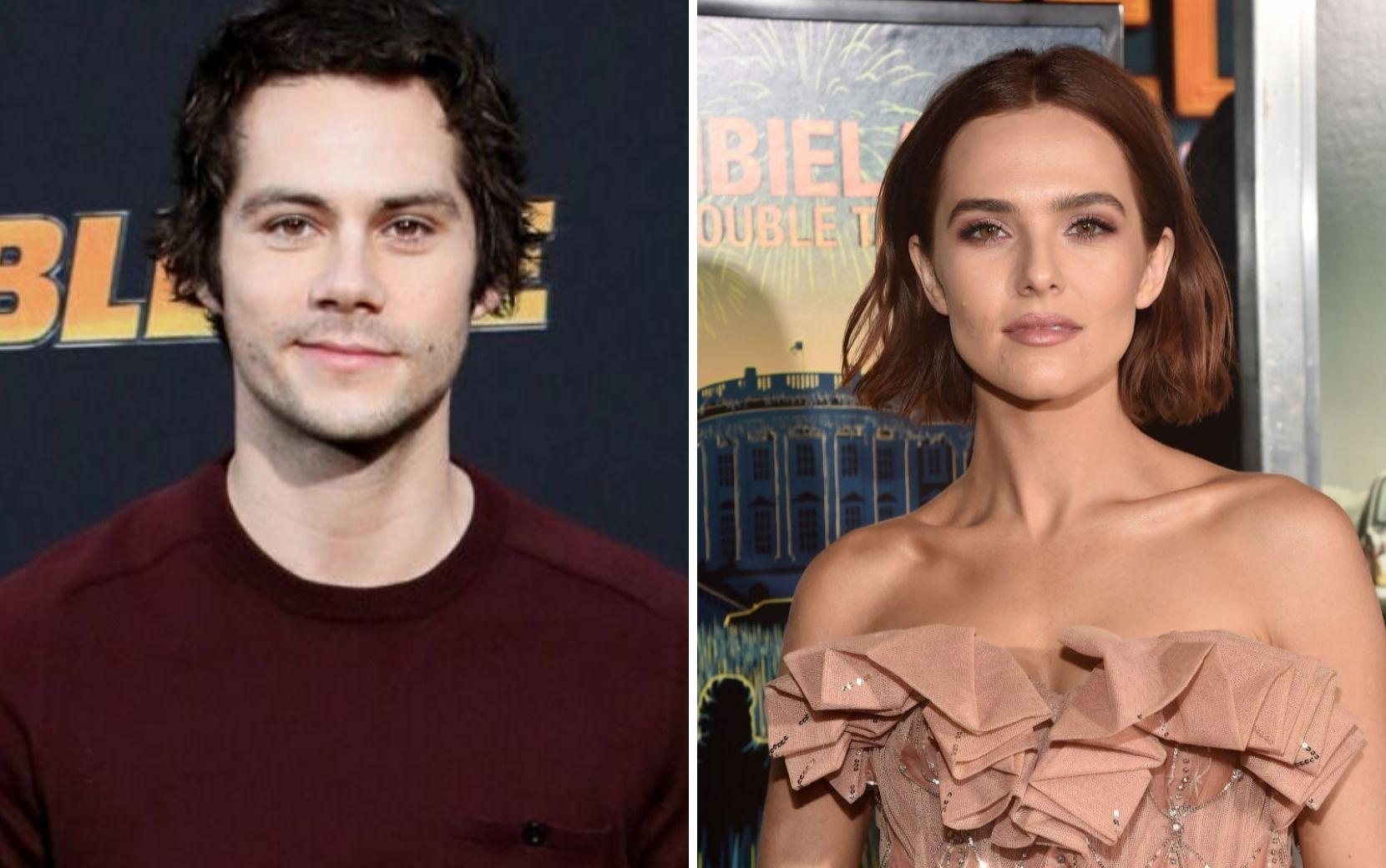 """Dylan O´Brien e Zoey Deutch são estrelas de """"The Outfit"""", novo filme de drama policial"""