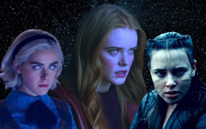 """Curtiu """"Fate: A Saga Winx""""? Então conheça seis séries de magia disponíveis na Netflix!"""