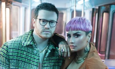 "Sam Fischer e Demi Lovato protagonizam clipe da introspectiva ""What Other People Say"""